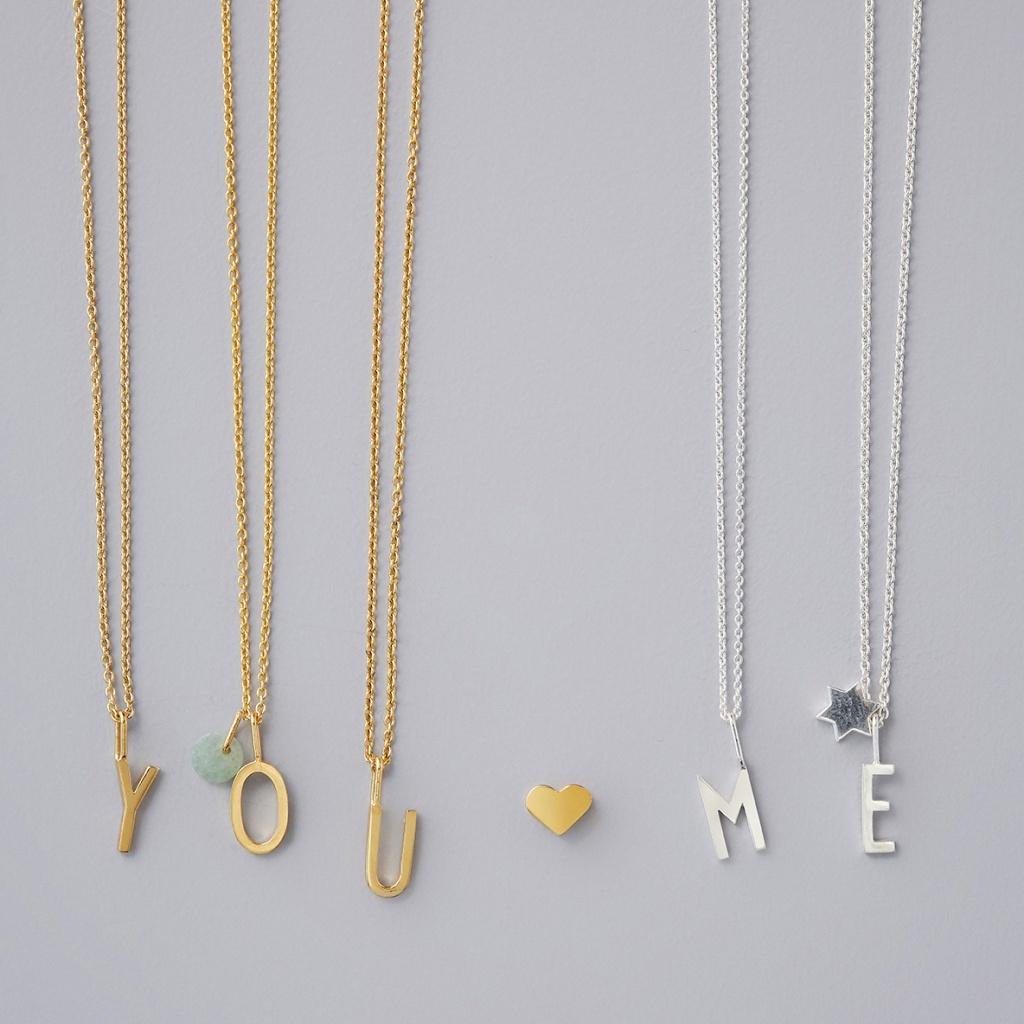 Design Letters Berlock Opal Pink