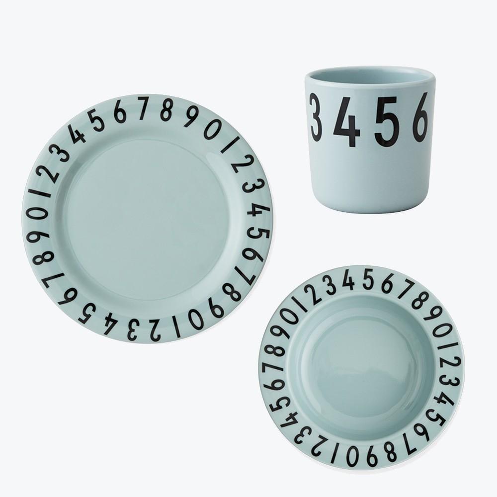 Design Letters Melaminset The Numbers