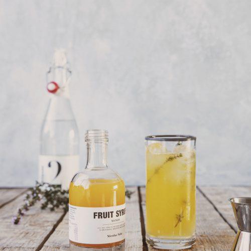 Nicolas Vahé Fruktsirap Mango