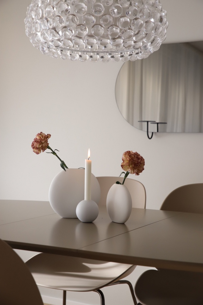 Cooee Design Vas Pastille 15 cm White