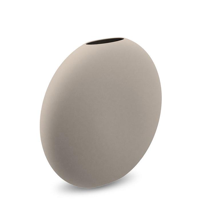 Cooee Design Vas Pastille 20 cm Sand