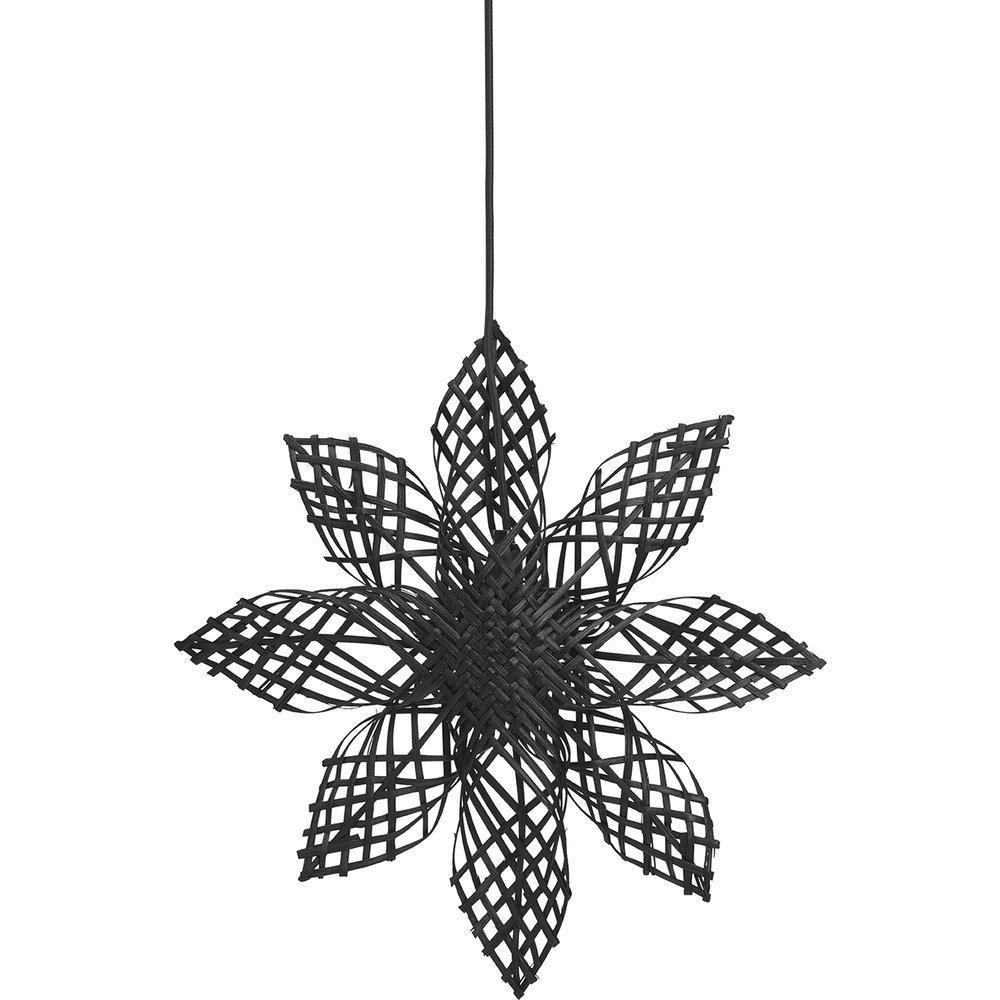 Prhome Anna Star Svart 45cm