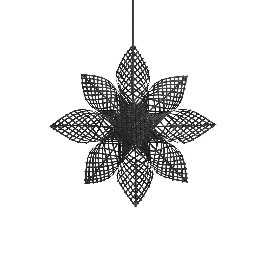 Prhome Anna Star Svart 68cm