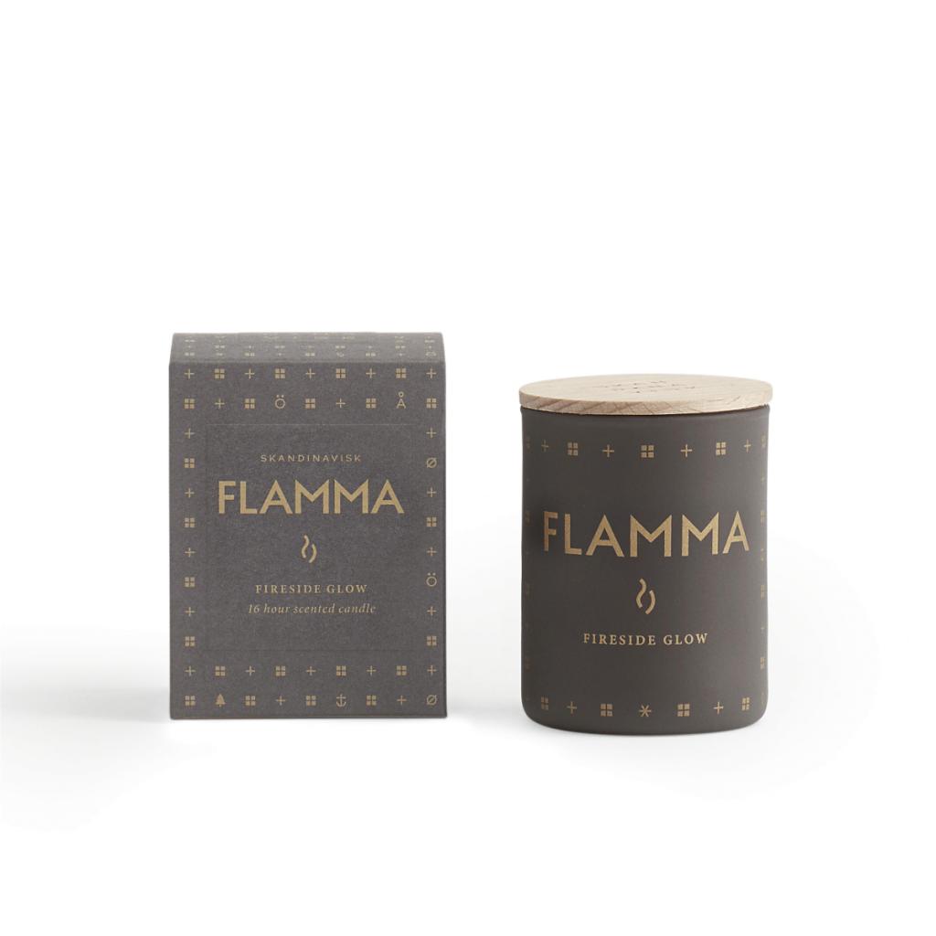 Skandinavisk Doftljus Flamma 55 gram