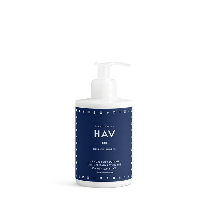 Skandinavisk Hand & Body Lotion HAV 300 ml