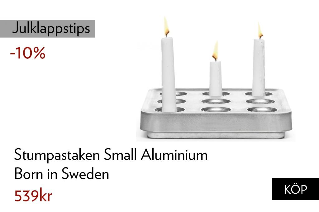 Born in Sweden Stumpastaken Small