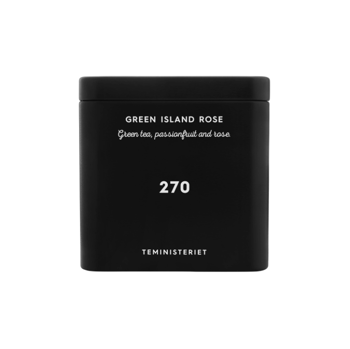 Teministeriet No 270 Green Tea Island Rose 100g