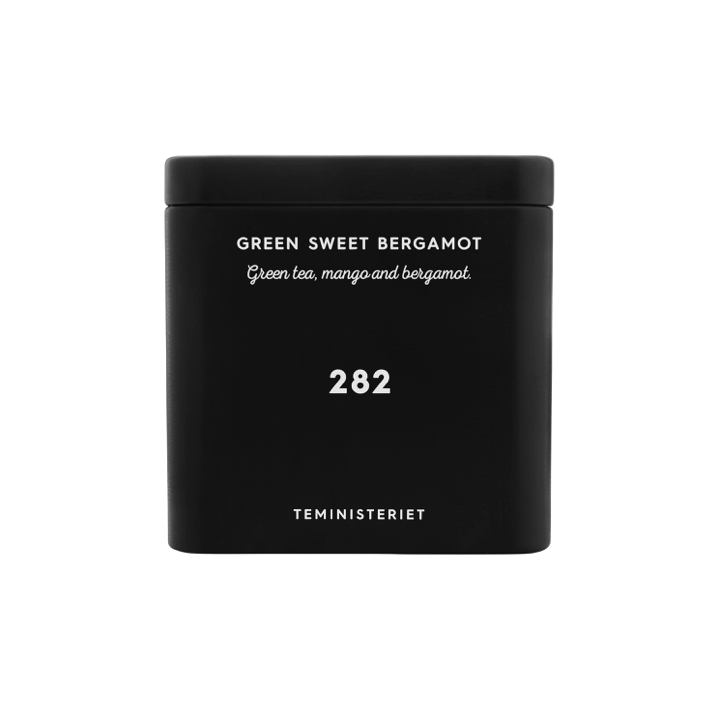 Teministeriet No 282 Green Tea Sweet Bergamot