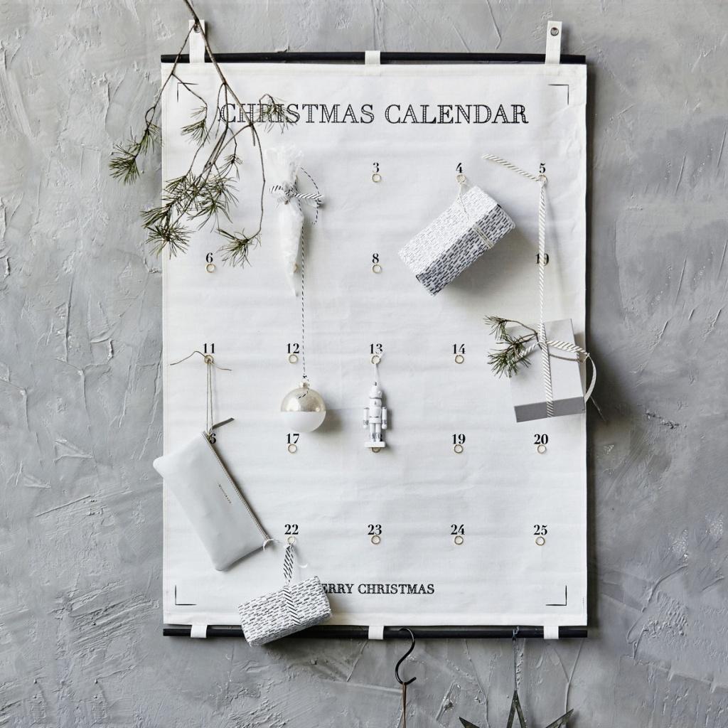 House Doctor Kalender 25 dagar till jul 75x100 cm