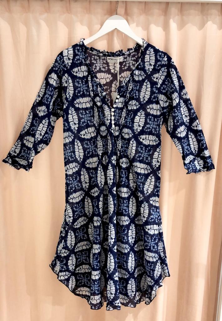 One Season Poppy Middy Morocco Dress