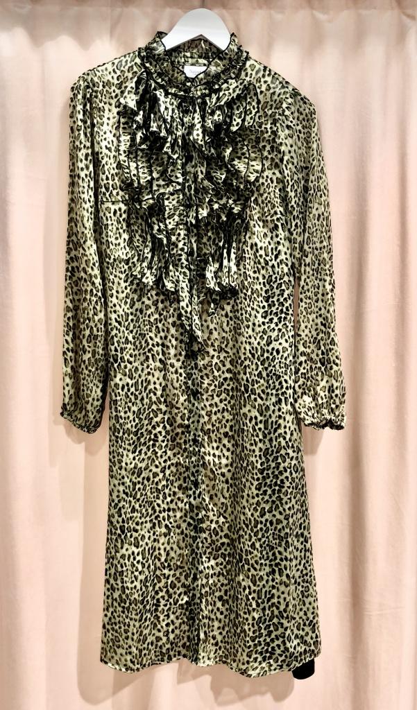 Saint Tropez Ruffles klänning