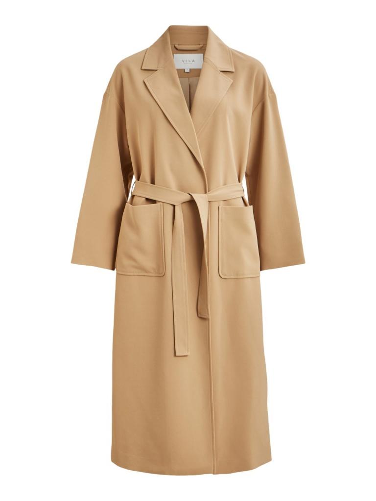 Vila Vicate Oversized Long Coat