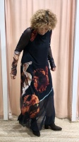 Diana Orving Long Layer Dress
