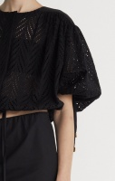 Rodebjer Breeze Embroidery Blouse