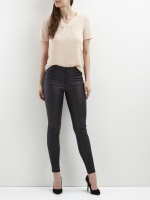 Vila Vicommit Coated Jeans