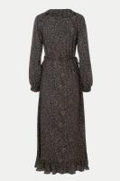 Just Female Imogene maxi wrap dress