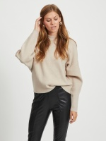 Vila Violivinja Knit High Neck