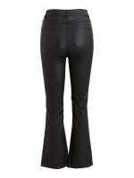 Vila Vicommit Coated Flared Pant
