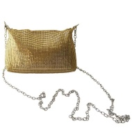 Wos Mesh Bag Guld