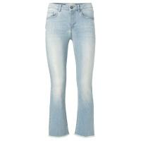 Yaya Cropped Kick Flared Jeans