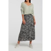 Yaya Midi A-Line Skirt