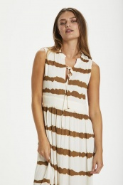 Cream Leigh Dress