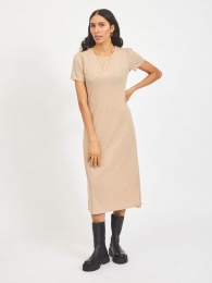 Vila Viathalina Midi Dress