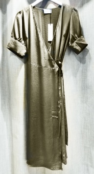 Neo Noir Mari Solid Dress