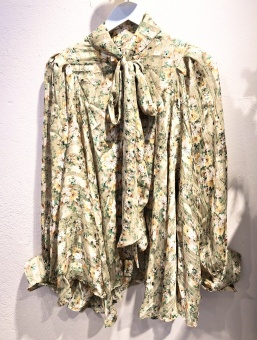 Wos Blouse Blommig