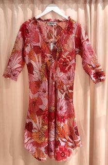 One Season Poppy Middy Valencia Dress
