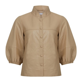 Coster Copenhagen Leather Shirt