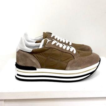Cream Zelia Sneaker