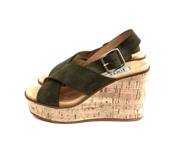 Apair Cork High Wedge