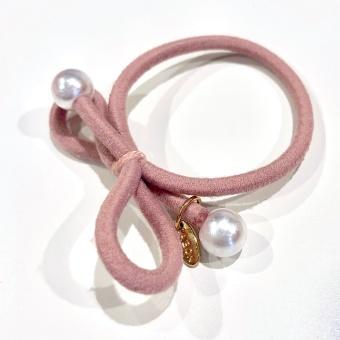 Ia Bon Snodd Pearl Powder Pink
