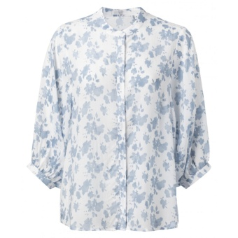 Yaya Shirt With Puff Sleeves