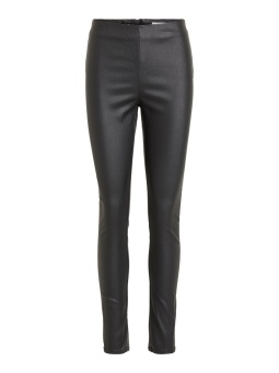 Vila Vicommit Coated Plain Leggings