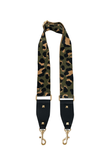 Black Colour Bagstrap Army