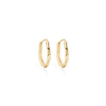 Enamel Hoops, Amour
