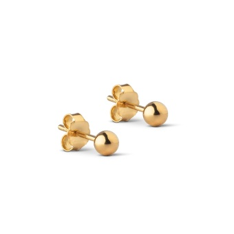 Enamel Stud, Beads 4 mm