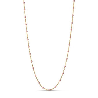 Enamel Necklace, Lola