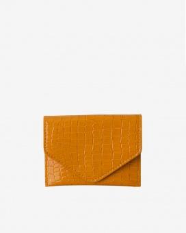 Hvisk Wallet Crocco Orange