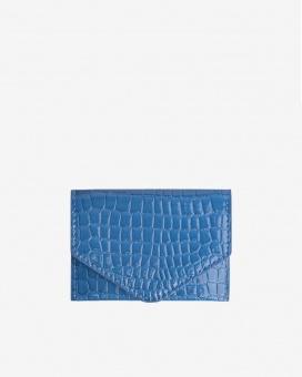 Hvisk Wallet Crocco Blue