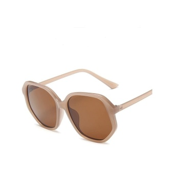 Just d'lux  Milk Tea Sunglasses
