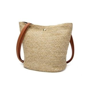 Just d'lux Raffia Bag