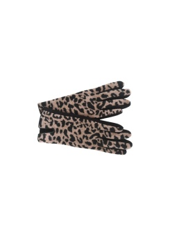 Black Colour Moody Leo Gloves