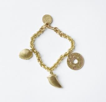 Malaika Lucky Charm Bracelet