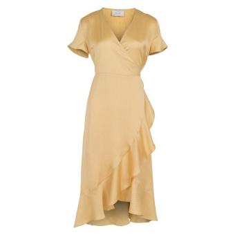 Neo Noir Magga Vintage Dot Dress