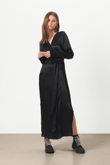 Second Female Lily wrap dress