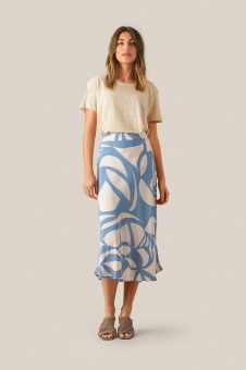 Second Female Mala Midi Skirt