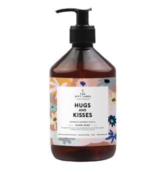 The Gift Label Hand Soap Hugs & Kisses